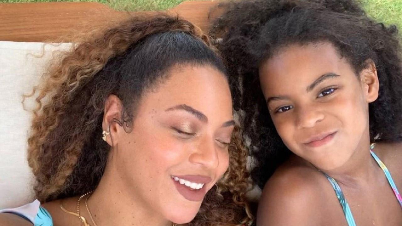 Beyonce'den hiç görülmemiş fotoğraflar