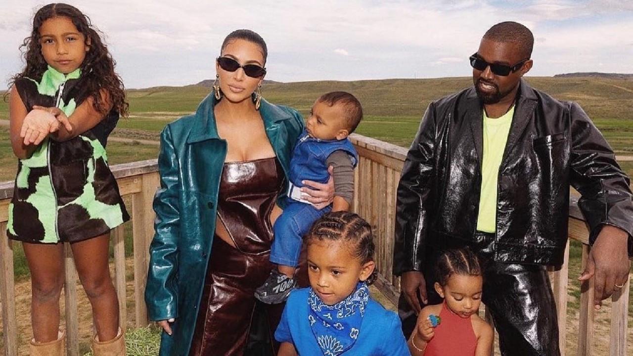 Kim Kardashian ve Kanye West boşanıyor mu?