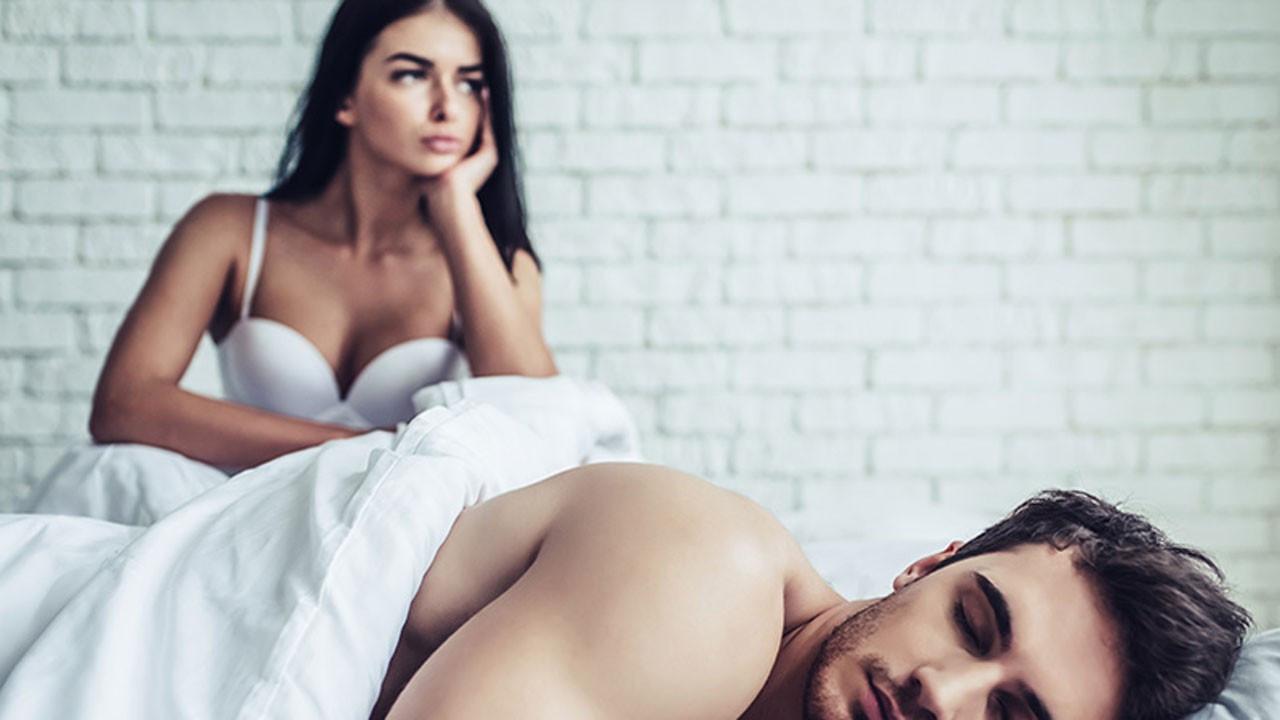Kadınları cinsellikten soğutan ve uzaklaştıran nedenler