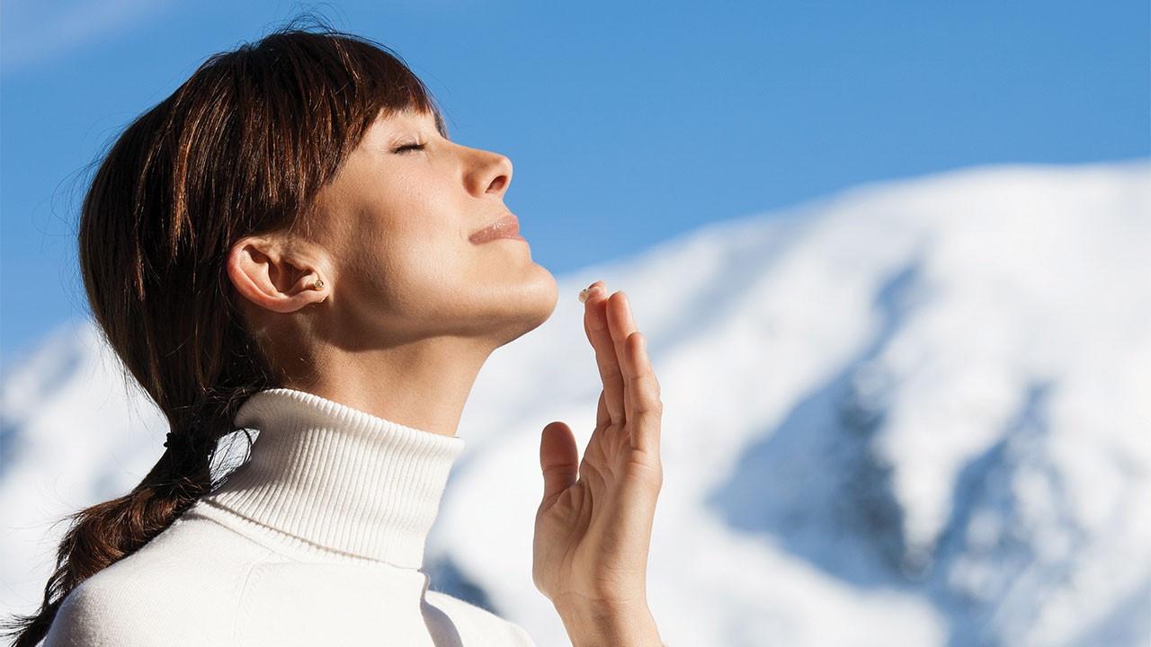 Kışın cilt ve vücut sağlığı için 6 kurtarıcı bakım rutini!