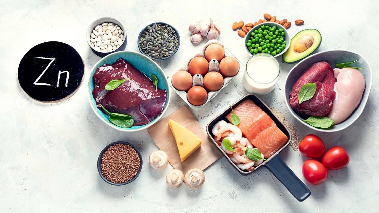 Çinko Eksikliği Nedir? Çinko Hangi Gıdalarda bulunur?