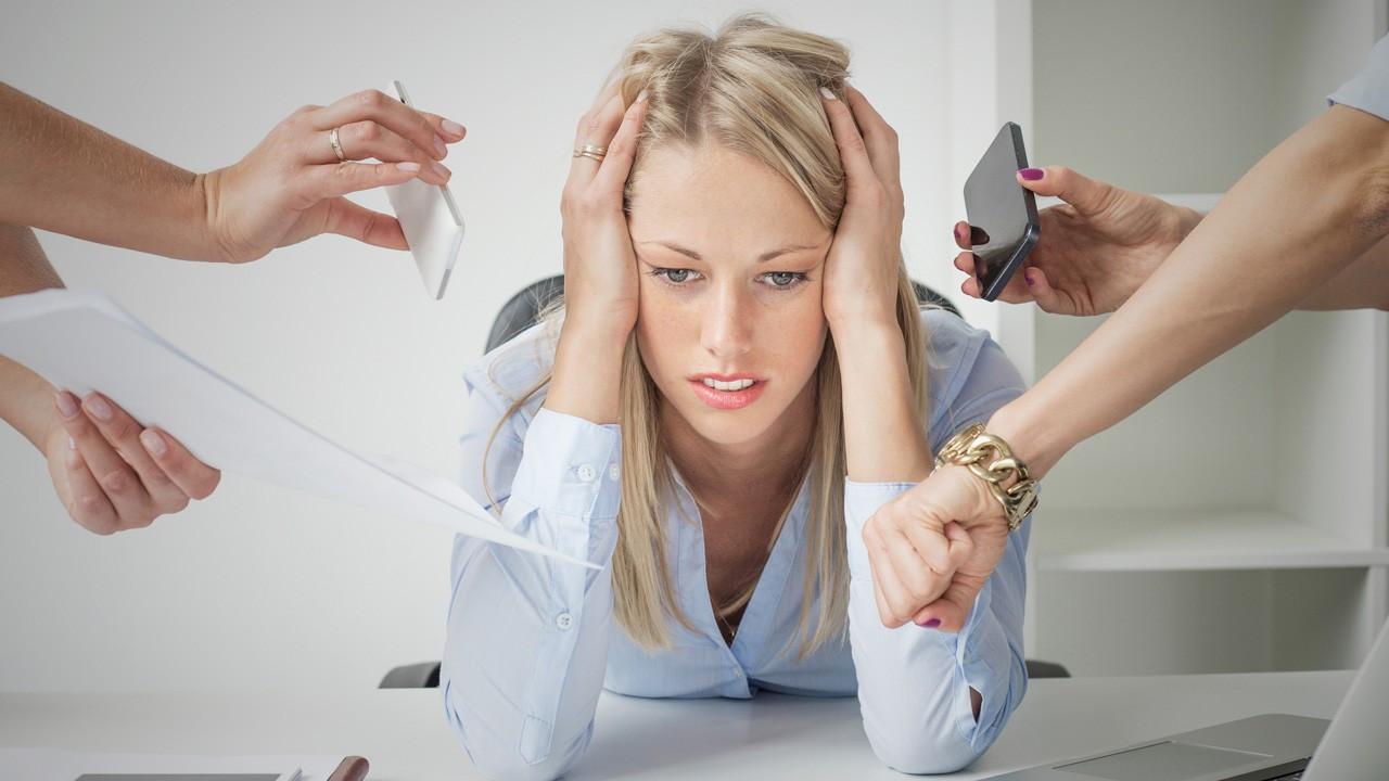 Beyaz yakalılar stresle nasıl baş etmeli? İşte 17 öneri