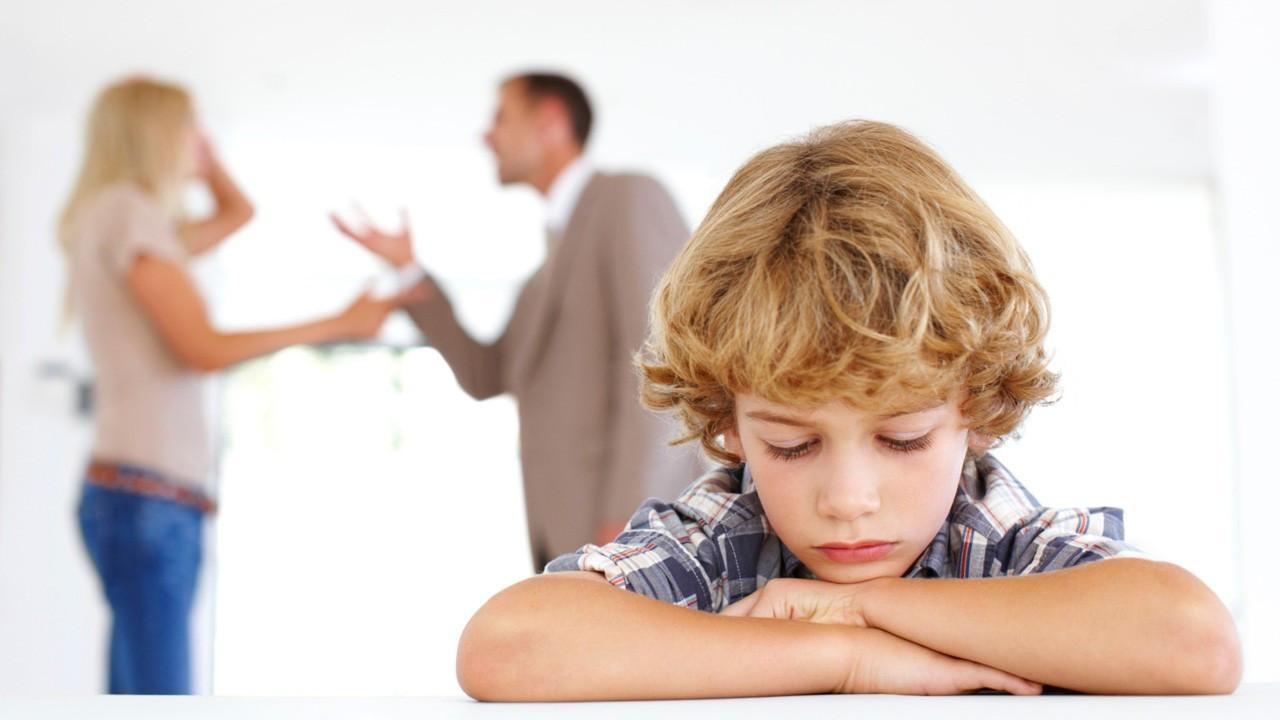 Çocuk önünde tartışmanın çocuk psikolojisine etkisi!