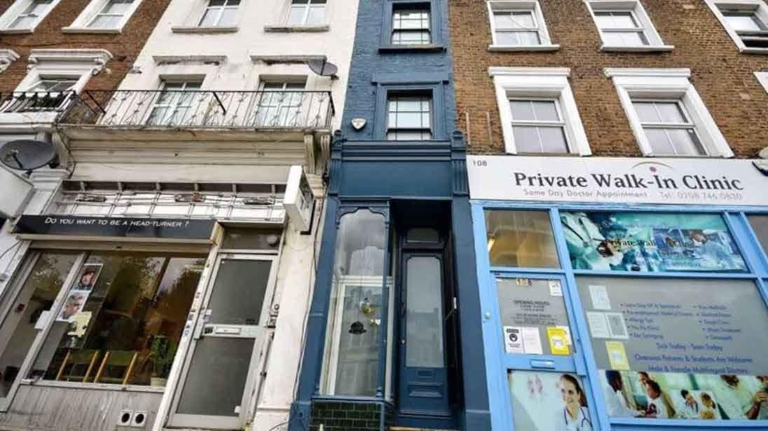 Londra'nın en dar evi satışa çıktı! Neden çok pahalı? İşte evden detaylar... - Sayfa 4