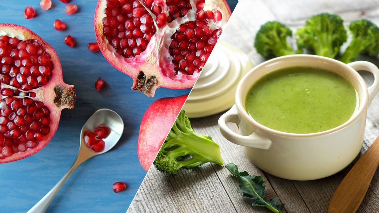 Kışın sofralarımızdan eksik etmememiz gereken 5 sağlıklı besin