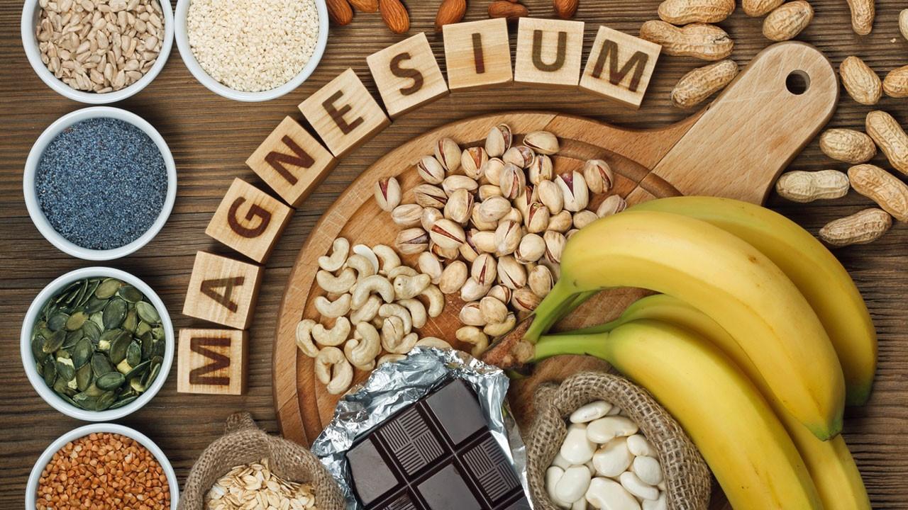 Magnezyum hangi besinlerde var? İşte magnezyum içeren besinler