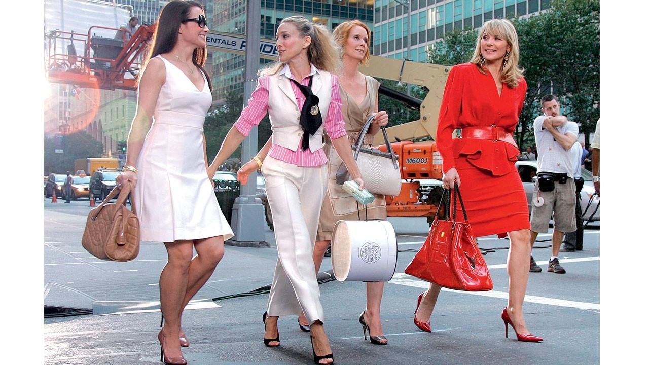 Kırmızı alarm: Şehrin en havalı kadınları dönüyor!