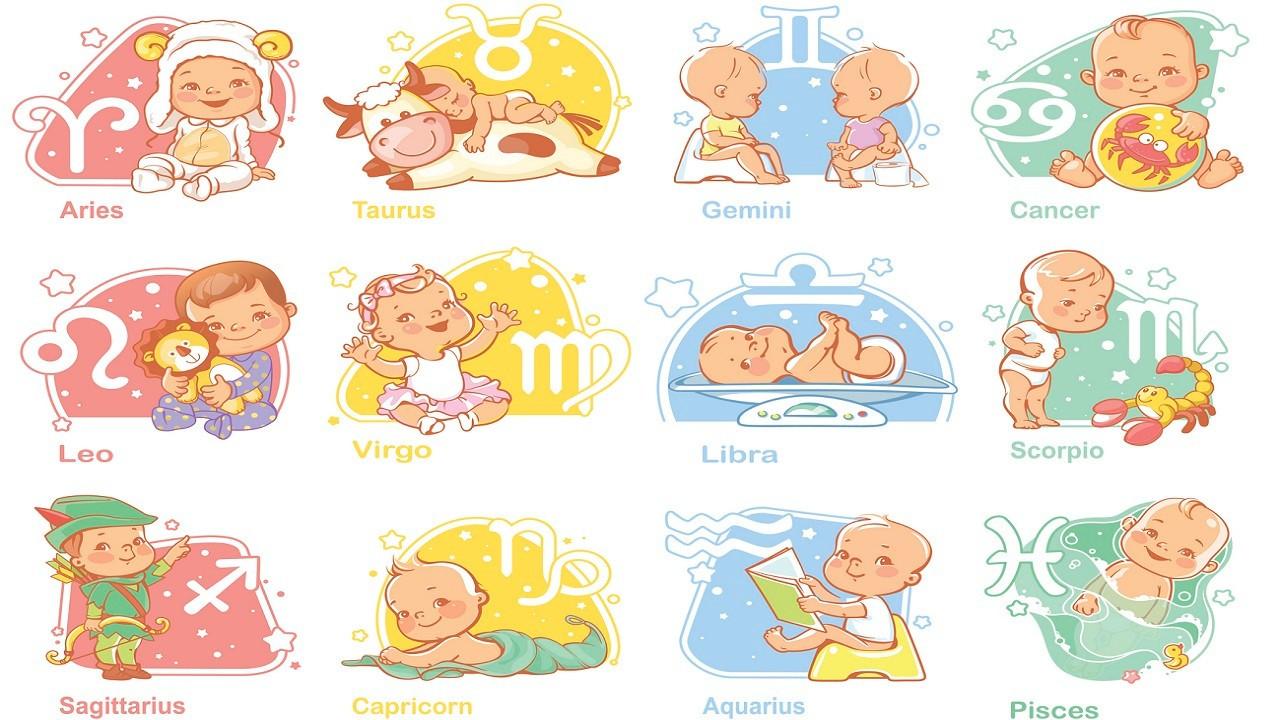 Akrep Burcu Bebeği Özellikleri... Akrep Burcu Bebeği Nasıl Olur?