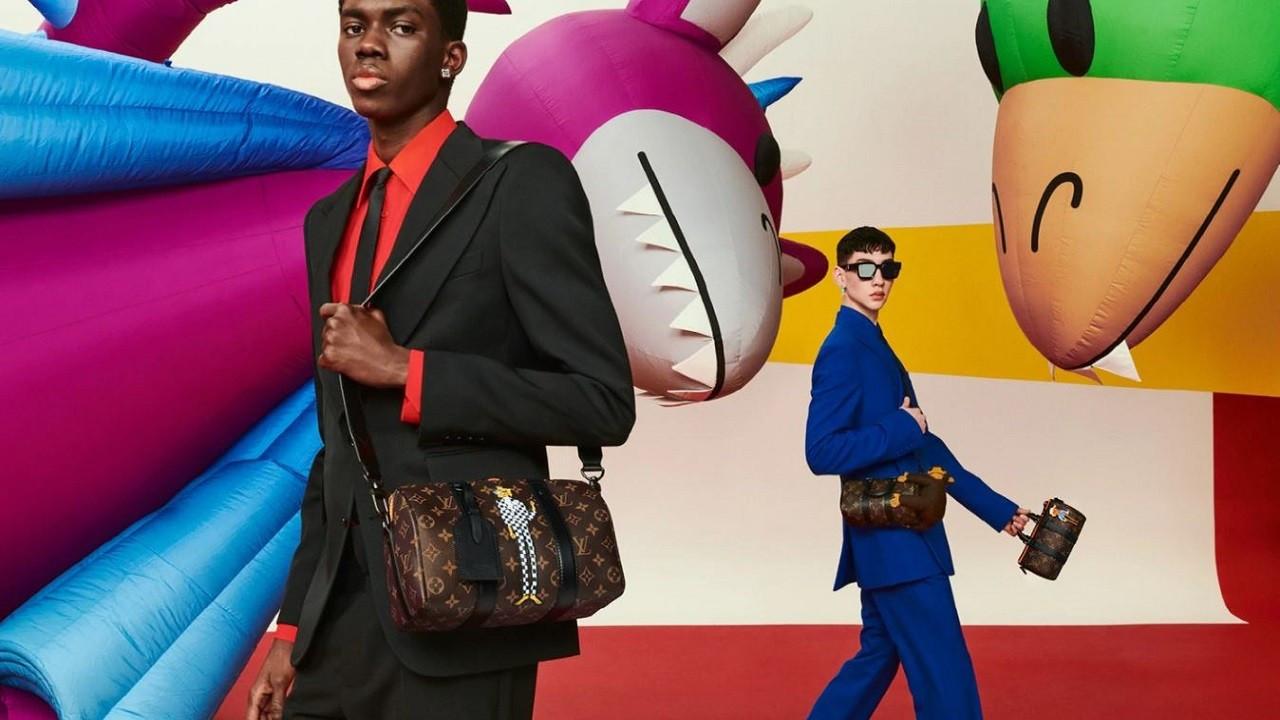 Louis Vuitton'un Erkekler İçin İlkbahar-Yaz 2021 Kampanyası Tanıtıldı