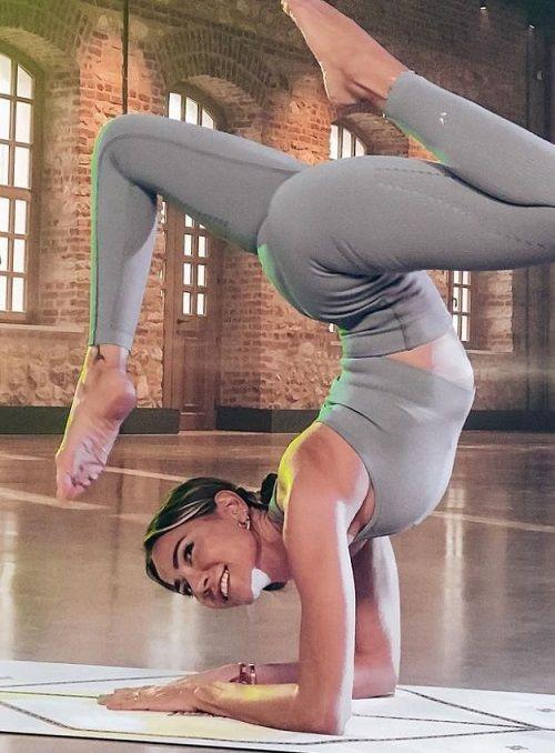 Büyük değişim: Deli Yürek'in yıldızı Zeynep Tokuş şimdi yoga eğitmeni - Sayfa 2