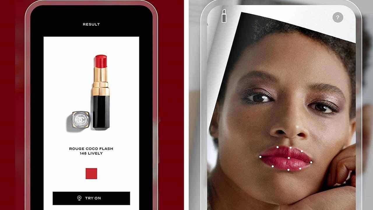 Chanel Lipscanner ile en sevdiğiniz rengi ruj haline getirin