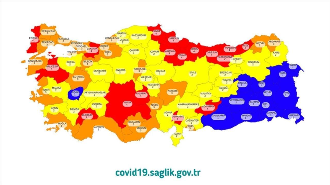 İstanbul, Ankara, İzmir... Hangi il hangi grupta? Belli oldu