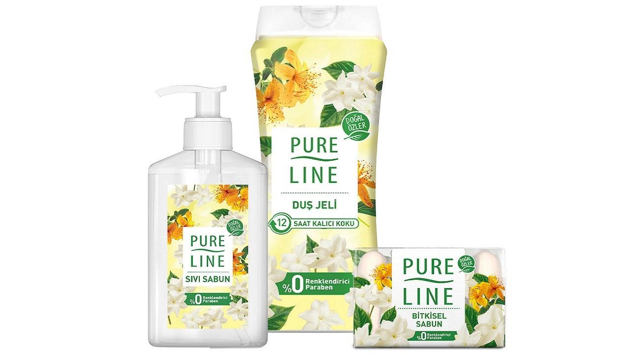 Pure Line'dan yeni ürün: Katı ve sıvı sabun