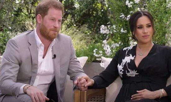 Meghan Markle ve Prenses Diana'nın röportajlarındaki 6  benzerlik - Sayfa 2