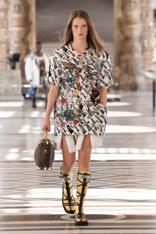 Louis Vuitton Sonbahar-Kış 2021 Koleksiyonu: Fornasetti'nin Eşsiz Dünyasına Yolculuk - Sayfa 1