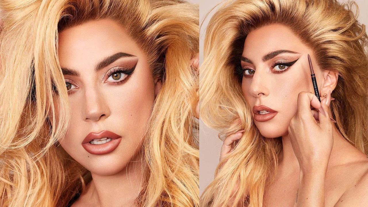 Bu anın geleceğini biliyorduk! Lady Gaga, kaşları ile reklam yüzü