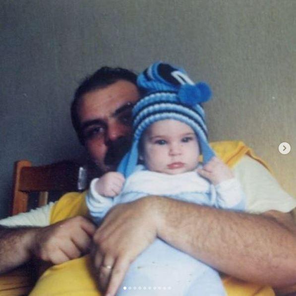 Pelin Öztekin'den Rasim Öztekin'e: Ben sonunda büyüdüm Baba! - Sayfa 1