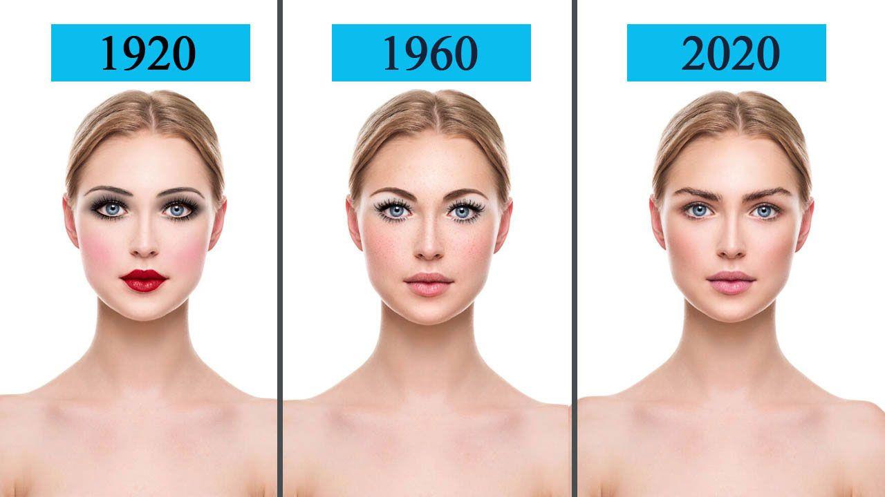 1920'lerden günümüze kadar 100 yılda değişen güzellik trendi - Sayfa 1