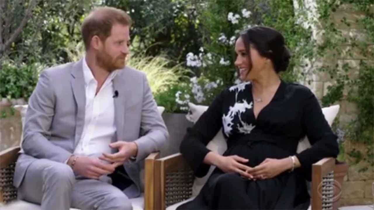 Prens Harry ve Meghan Markle'dan Netflix projesi