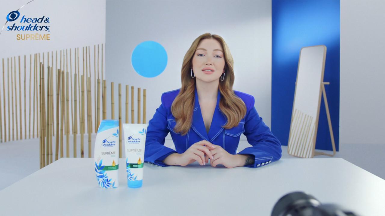 Head&Shoulders ve Danla Bilic'ten Yeni Dijital Reklam Filmi!