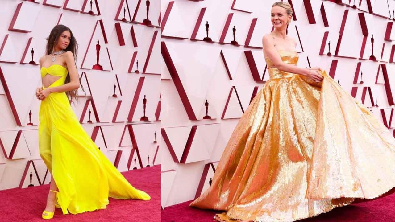 93. Oscar Ödülleri ve kırmızı halı görünümleri