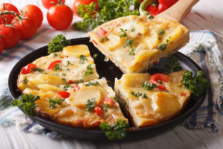 Lezzetliyle iddialı, 5 omlet tarifi - Sayfa 2