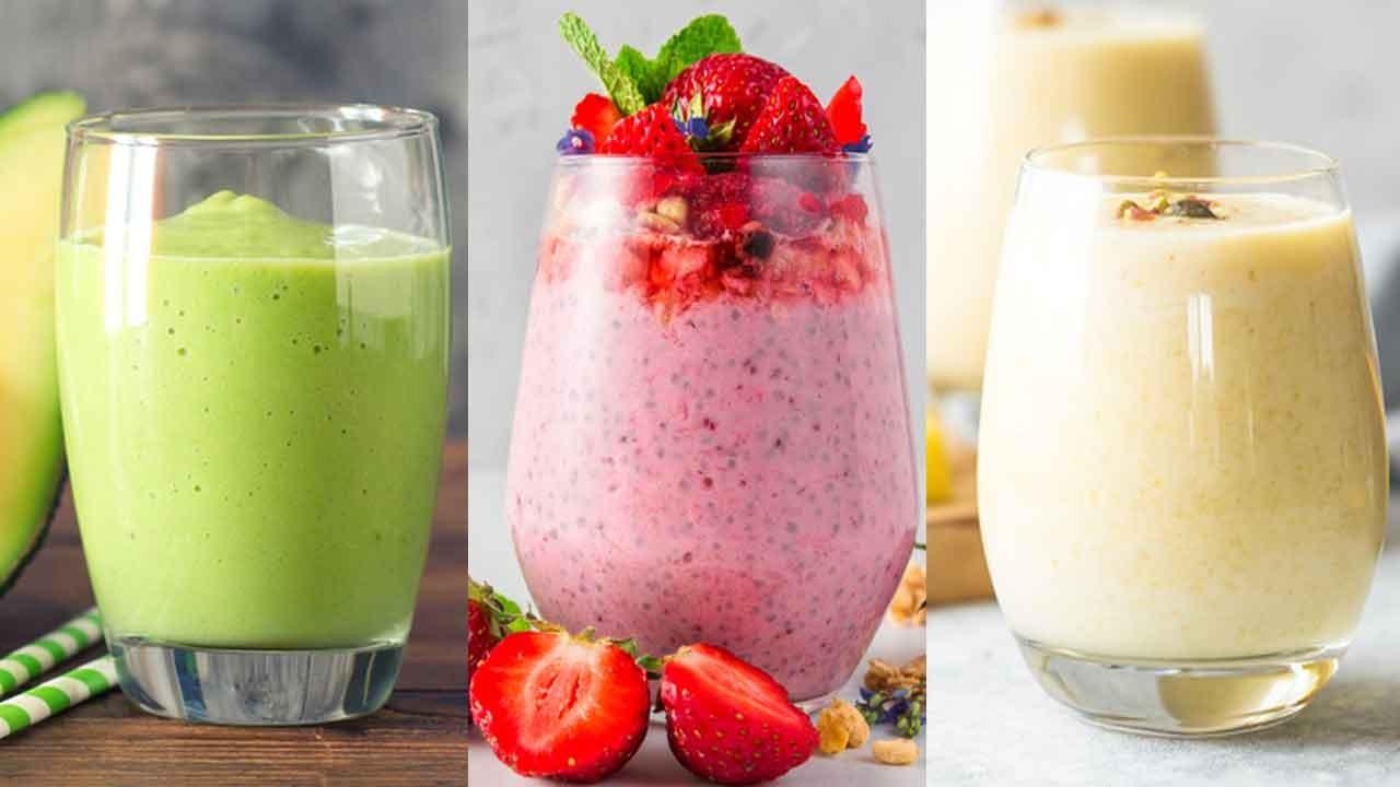 Birbirinden lezzetli 25 farklı smoothie tarifi