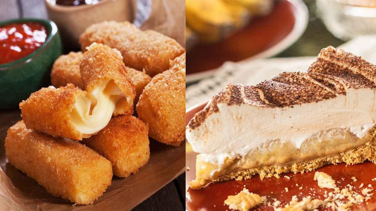 Hafta sonuna özel tatlı ve tuzlu atıştırmalık tarifleri