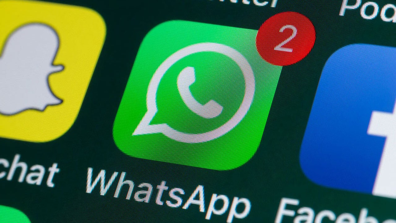 Ne olacak diye merak ediliyordu... Whatsapp'tan geri adım...