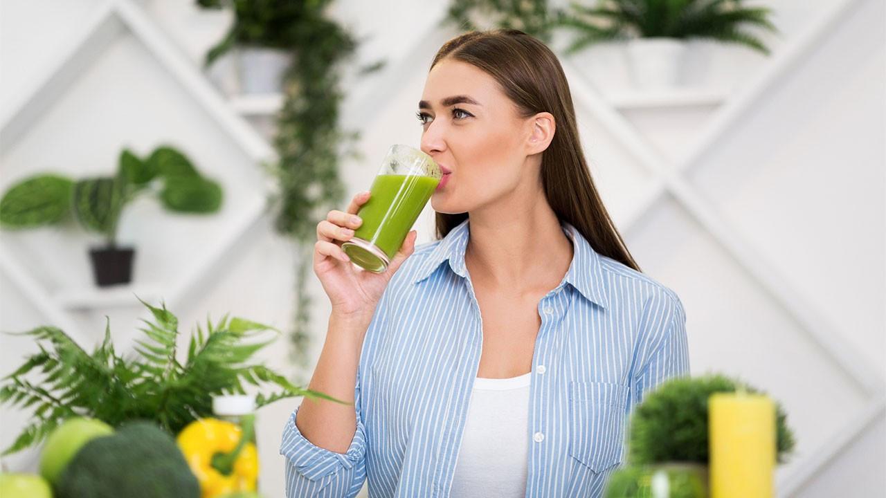 Bahar detoksu: Zayıflamak için tarifler, 3 günlük örnek beslenme listesi