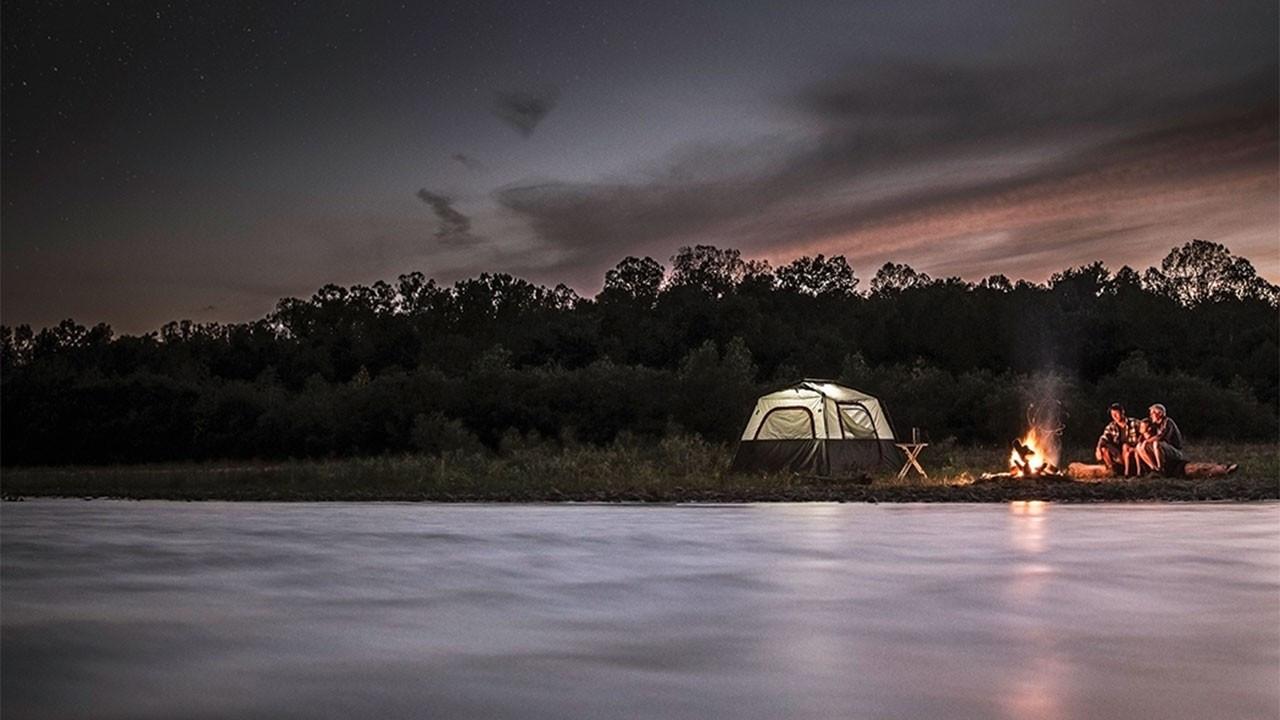 Seyahat tutkunları için kamp ve karavan rotaları
