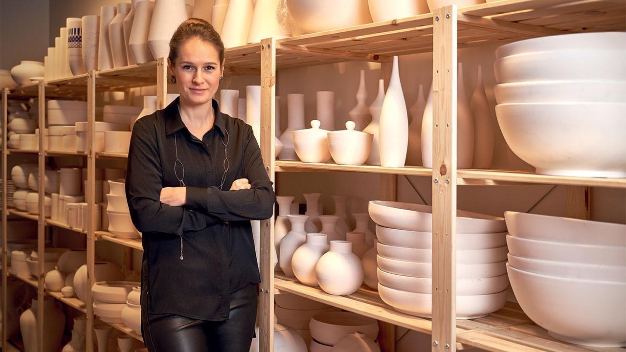Esma Dereboy: Küçük bir atölyeden dünyanın farklı noktalarına