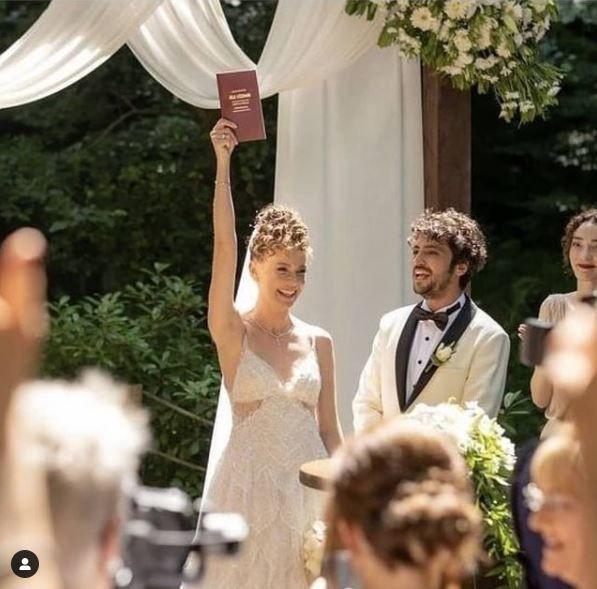 Taner Ölmez ile Ece Çeşmioğlu evlendi! İşte ilk görüntüler... - Sayfa 3