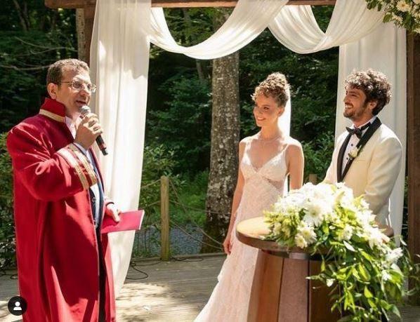 Taner Ölmez ile Ece Çeşmioğlu evlendi! İşte ilk görüntüler... - Sayfa 2