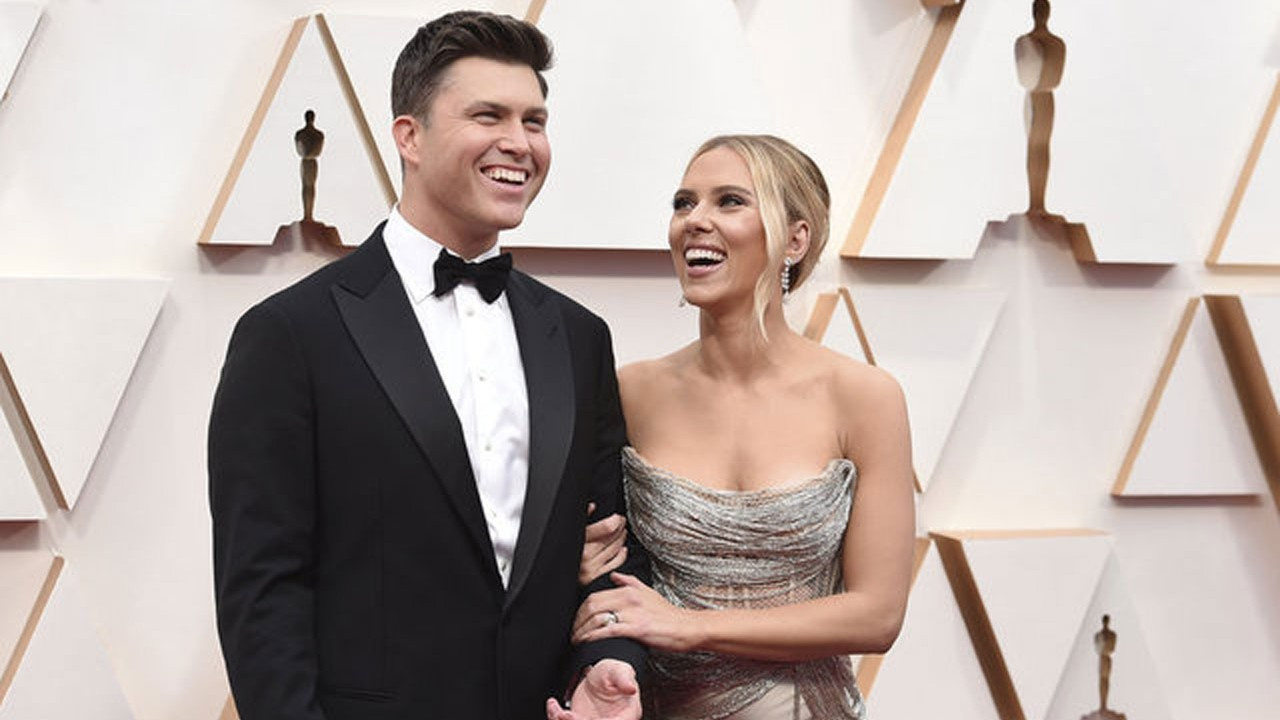 Scarlett Johansson ikinci çocuğuna hamile!