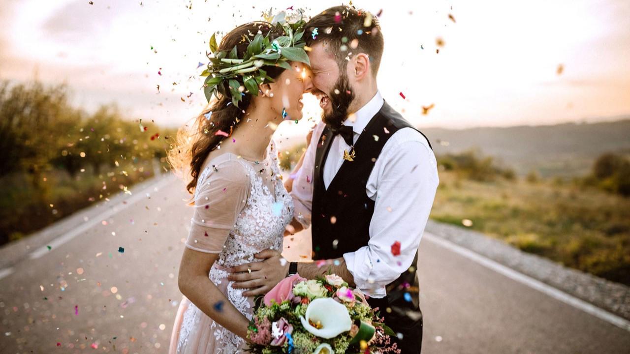 Yeni evli çiftler dikkat! Evlenince kilo almamak için 10 kural