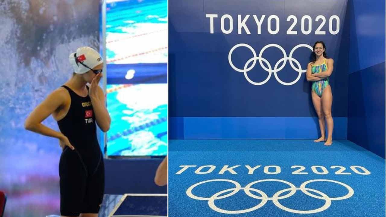 Defne Taçyıldız olimpiyat oyunlarında yarı finalde