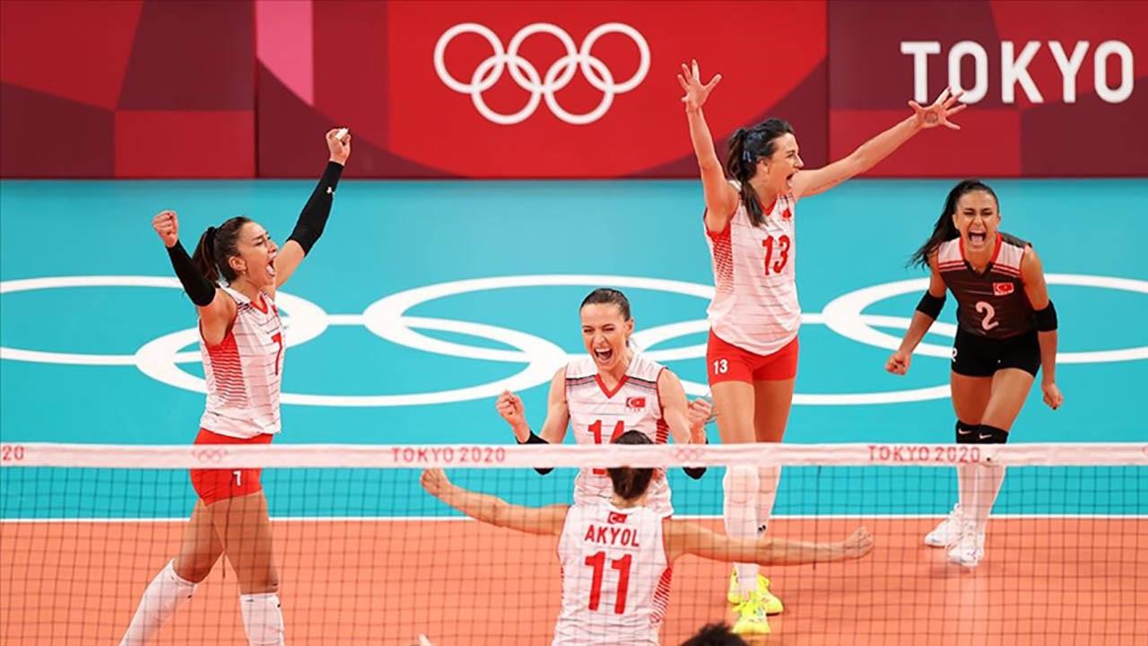 Filenin Sultanları, Olimpiyatlar'da çeyrek finalde