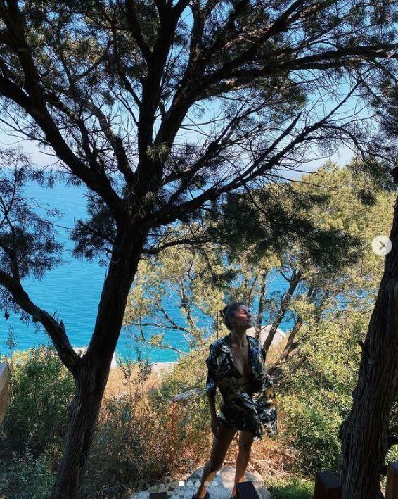 Hande Erçel'den tatil fotoğrafları - Sayfa 4