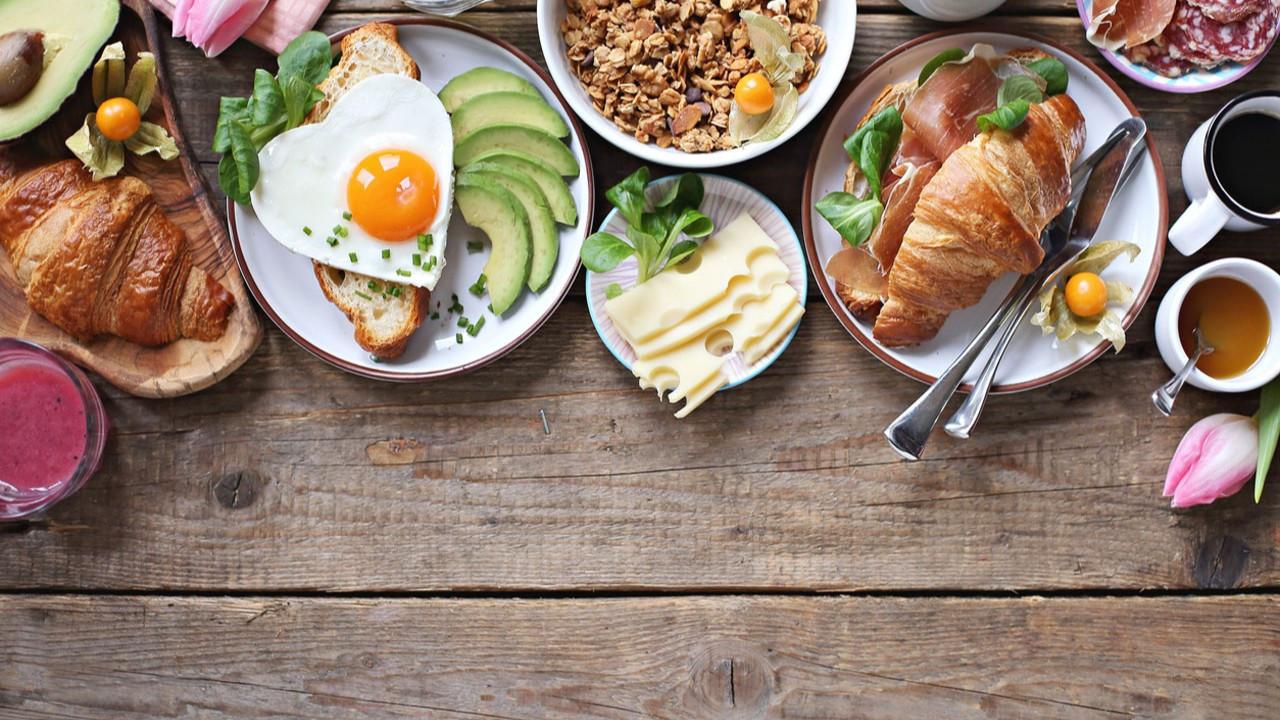 Diyet kahvaltı için birbirinden lezzetli 15 tarif