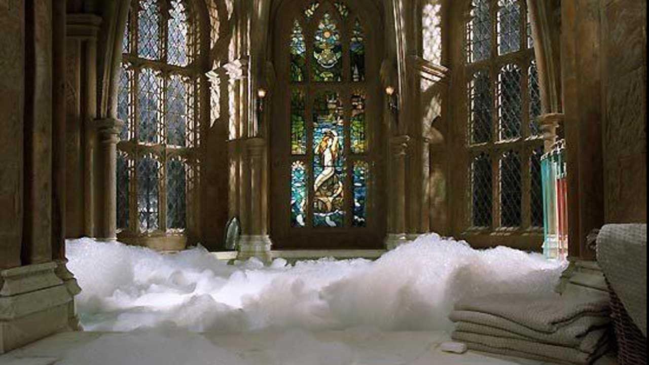 Sinema ve dizilerdeki en pahalı banyolar: Harry Potter 1. sırada - Sayfa 1