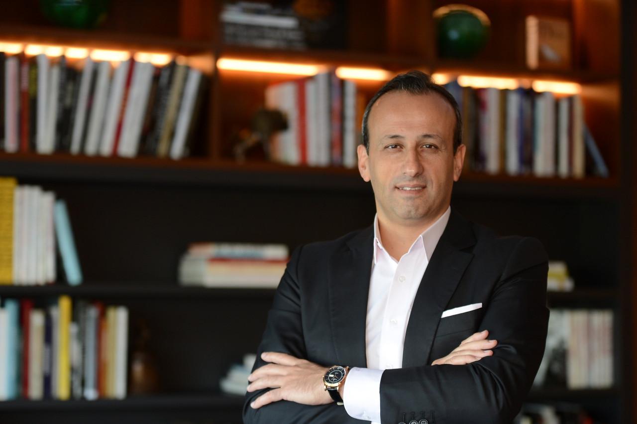QNET Türkiye, Orta Asya ve Rusya Bölge Müdürü Cem Geyik