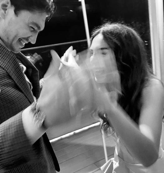 Hercai dizisinin oyuncuları evlendi: Ebru Şahin ve Cedi Osman kına gecesinde - Sayfa 2