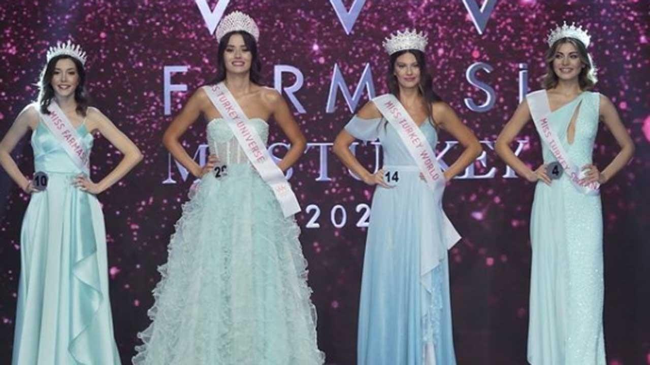 Miss Turkey 2021 güzeli belli oldu! İşte Miss Turkey güzelleri
