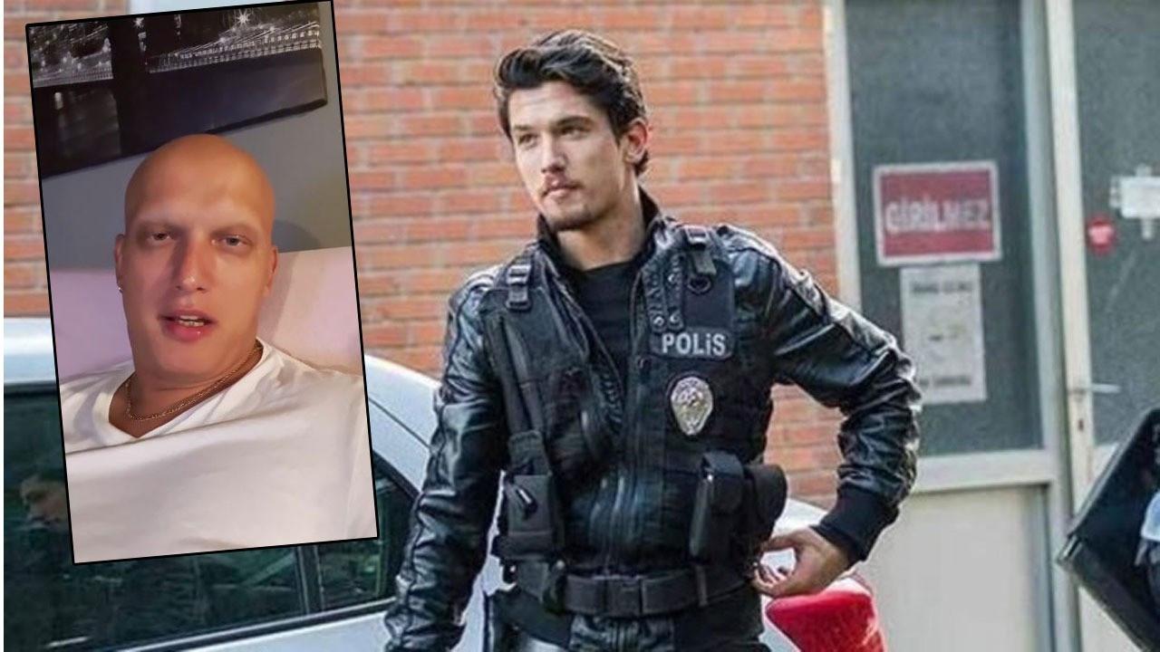 Kanserle mücadele eden oyuncu Boğaç Aksoy yaşadıklarını anlattı