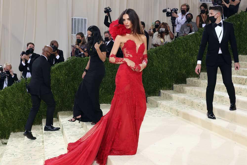 Kim Kardashian yine ön planda! Met Gala 2021'den en çarpıcı 6 görünüm - Sayfa 1