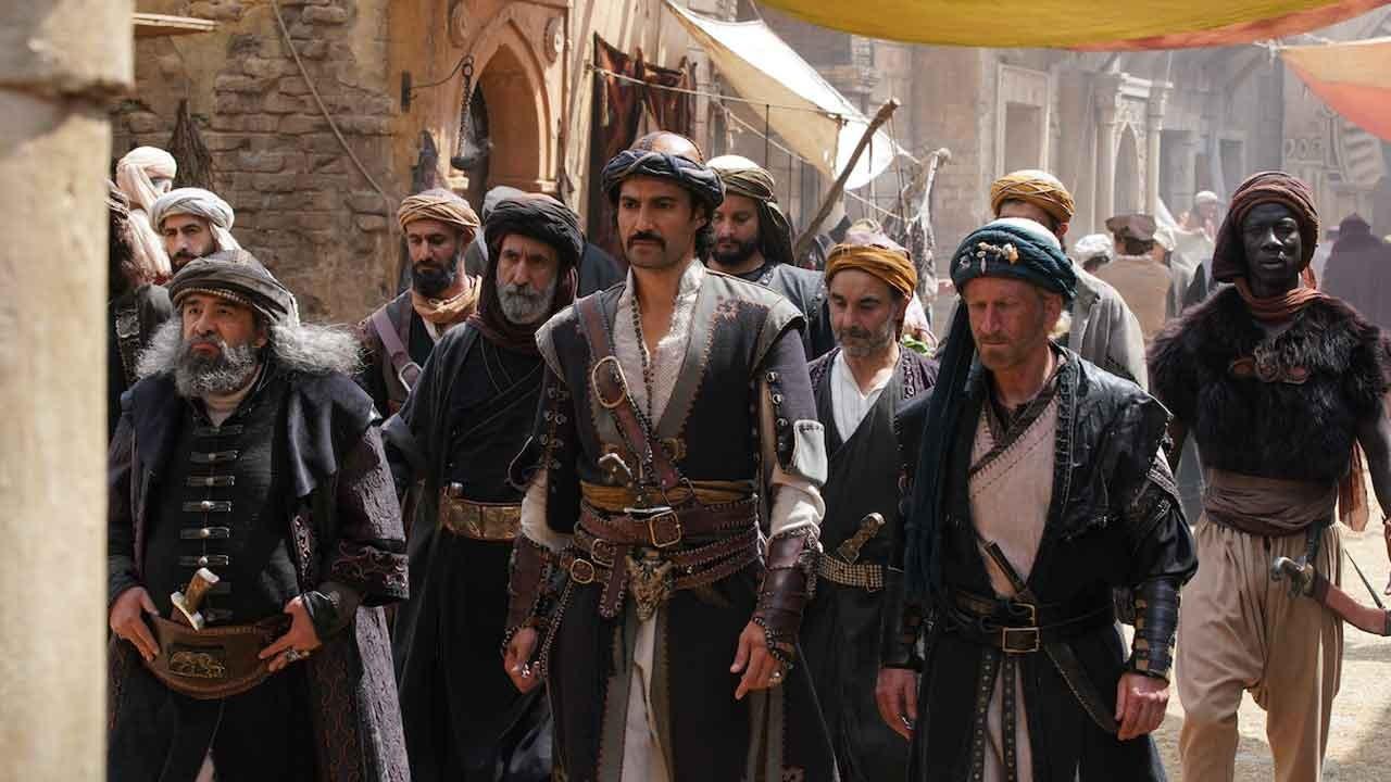 Yeni bir dizi ekranlara geliyor: Barbaroslar Akdeniz'in Kılıcı