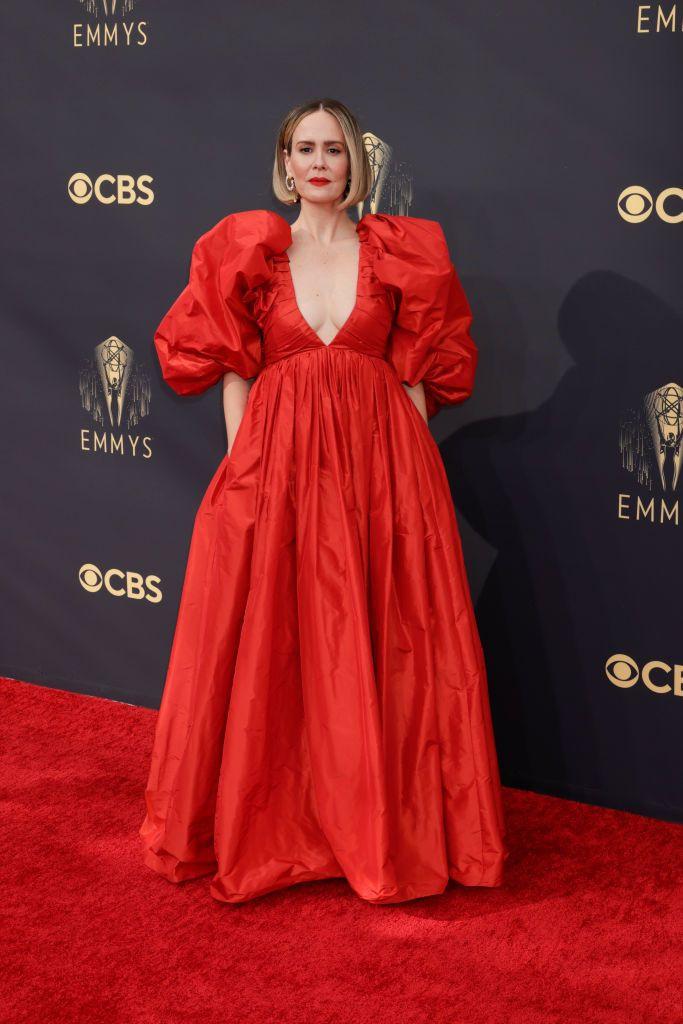 73. Emmy Ödülleri: Kırmızı halıdan görüntüler - Sayfa 2