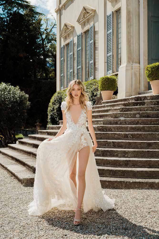 Vakko Wedding 2022 ilkbahar yaz gelinlik modelleri: 21 ilham verici model - Sayfa 1