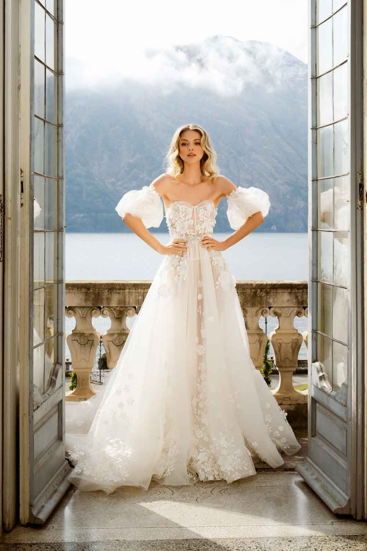 Vakko Wedding 2022 ilkbahar yaz gelinlik modelleri: 21 ilham verici model - Sayfa 4
